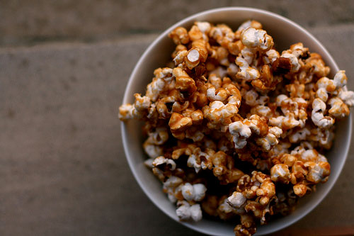 Maple-pecan-popcorn
