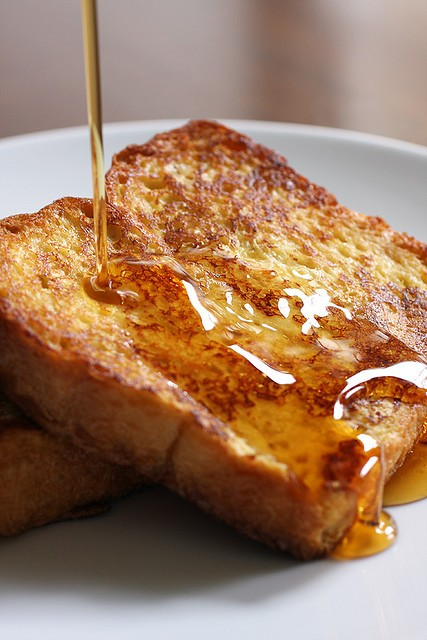 French Toast + Maple Syrup